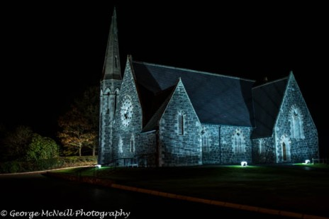 St Andrew Church of Ireland. Boardmills, Co.Down