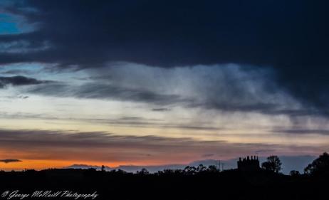 Carbury Castle, Co.Kildare